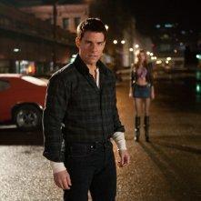 Jack Reacher: una delle prime immagini di Tom Cruise nell'action poliziesco diretto da Christopher McQuarrie