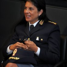 Polizia: femminile, singolare. In difesa delle donne: Francesca Monaldi alla presentazione del programma di Diva Universal