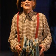 Torino-Teatro Carignano MATTIA MACHIAVELLI in una scena di Upupa My Dream is My Rebel King - regia di Antonio Orfanò