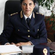Una foto della dottoressa Francesca Monaldi, Primo Dirigente della Polizia di Stato