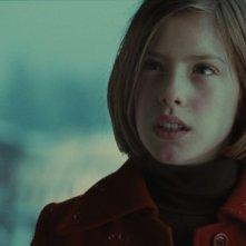 Eva: la giovane protagonista Claudia Vega in una scena del film