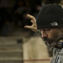 Gli equilibristi: il regista Ivano De Matteo sul set del film