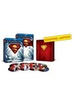 La copertina di The Superman Motion Picture Anthology (1978 - 2006) (blu-ray)
