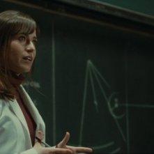 Marta Etura in una scena del film Eva