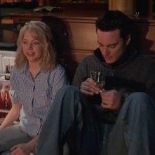 Michelle Williams e Kerr Smith in una scena dell'episodio La decisione di Joey della serie Dawson's Creek