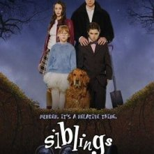 Siblings: la locandina del film