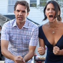The Babymakers: Paul Schneider e Olivia Munn in una scena del film
