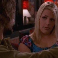 Busy Philipps in una scena dell'episodio Dolce Malinconia della serie Dawson's Creek