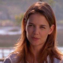 Katie Holmes nell'episodio Tempo di vacanze della serie Dawson's Creek