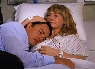 Michelle Williams e Kerr Smith nel finale di serie di Dawson's Creek, Per sempre (2)