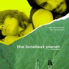 The Loneliest Planet: la locandina del film
