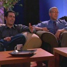 Una scena dell'episodio Serata all'auditorium della serie Dawson's Creek