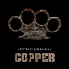 Copper: un primo poster della serie