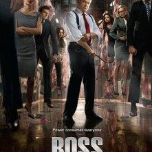Boss: un poster della stagione 2