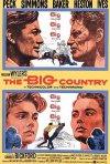 Il grande paese: la locandina del film