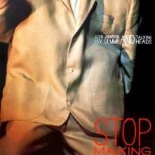 Stop Making Sense: la locandina del film