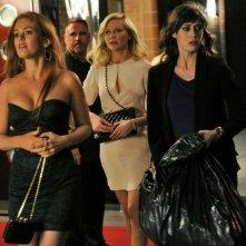 Bachelorette: Kirsten Dunst, Isla Fisher e Lizzy Caplan in un momento del film