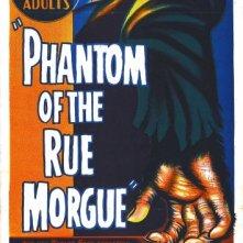 Il mostro della Via Morgue: la locandina del film