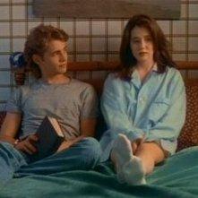 Jason Priestley e Shannen Doherty nel pilot di Beverly Hills, 90210