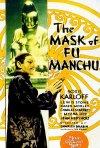 La maschera di Fu Manchu: la locandina del film