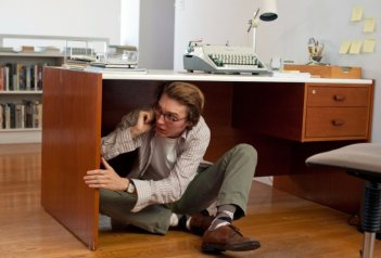 Ruby Sparks: Paul Dano in una buffa scena del film