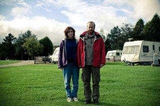 Sightseers: Alice Lowe e Steve Oram sono Tina e Chris in una scena del film