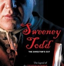 Sweeney Todd: la locandina del film