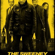 The Sweeney: la nuova locandina del film