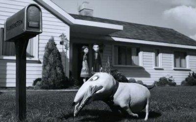 Homage Trailer - Frankenweenie