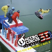 Nitro Circus: The Movie - Poster 1
