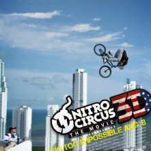 Nitro Circus: The Movie - Poster 2