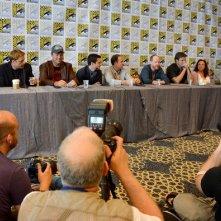 Firefly: Un momento della reunion per il decimo anniversario della serie al Comic-Con 2012