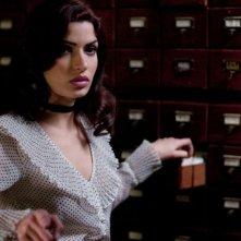 Berberian Sound Studio: Tonia Sotiropoulou in una scena del film