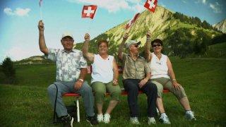 Image Problem: una scena del documentario sui problemi d'immagine della Svizzera