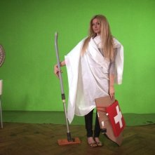 Image Problem: una scena tratta dal documentario satirico svizzero diretto da Simon Baumann e Andreas Pfiffner