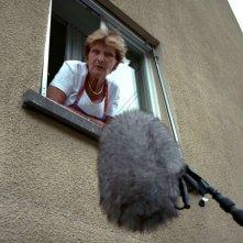 Image Problem: una signora svizzera intervistata in una scena del documentario