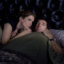 Paris Manhattan: Alice Taglioni a letto con Patrick Bruel in una scena della commedia