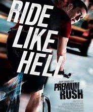 Senza freni - Premium Rush: la locandina del film