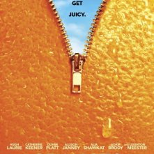 The Oranges: la locandina del film
