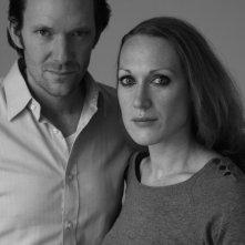 The Shine of Day: Tizza Covi e Rainer Frimmel, registi del film, in una foto promozionale