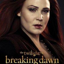 The Twilight Saga: Breaking Dawn - Parte 2: Lisa Howard nel character poster di Siobhan