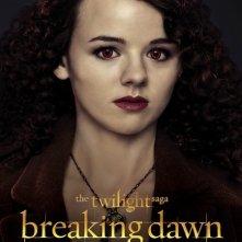 The Twilight Saga: Breaking Dawn - Parte 2: Marlane Barnes nel character poster di Maggie