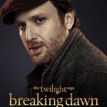 The Twilight Saga: Breaking Dawn - Parte 2: Patrick Brennan nel character poster di Liam