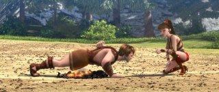 Gladiatori di Roma: Timo messo a dura prova dagli allenamenti pesantissimi di Diana