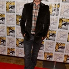 Robert Downey Jr., un supereroe in borghese, al San Diego Comic Con 2012