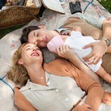 Ben Barnes e Nora Arnezeder in un'immagine tratta dal film The Words
