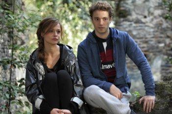 Come non detto: Josafat Vagni e Valeria Bilello in una scena del film