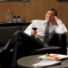 Dennis Quaid si rilassa in una scena di The Words