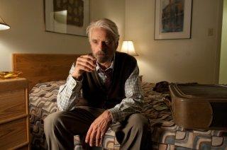 The Words: Jeremy Irons in una scena del dramma letterario