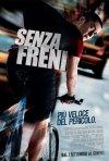 Senza freni - Premium Rush: la locandina italiana del film